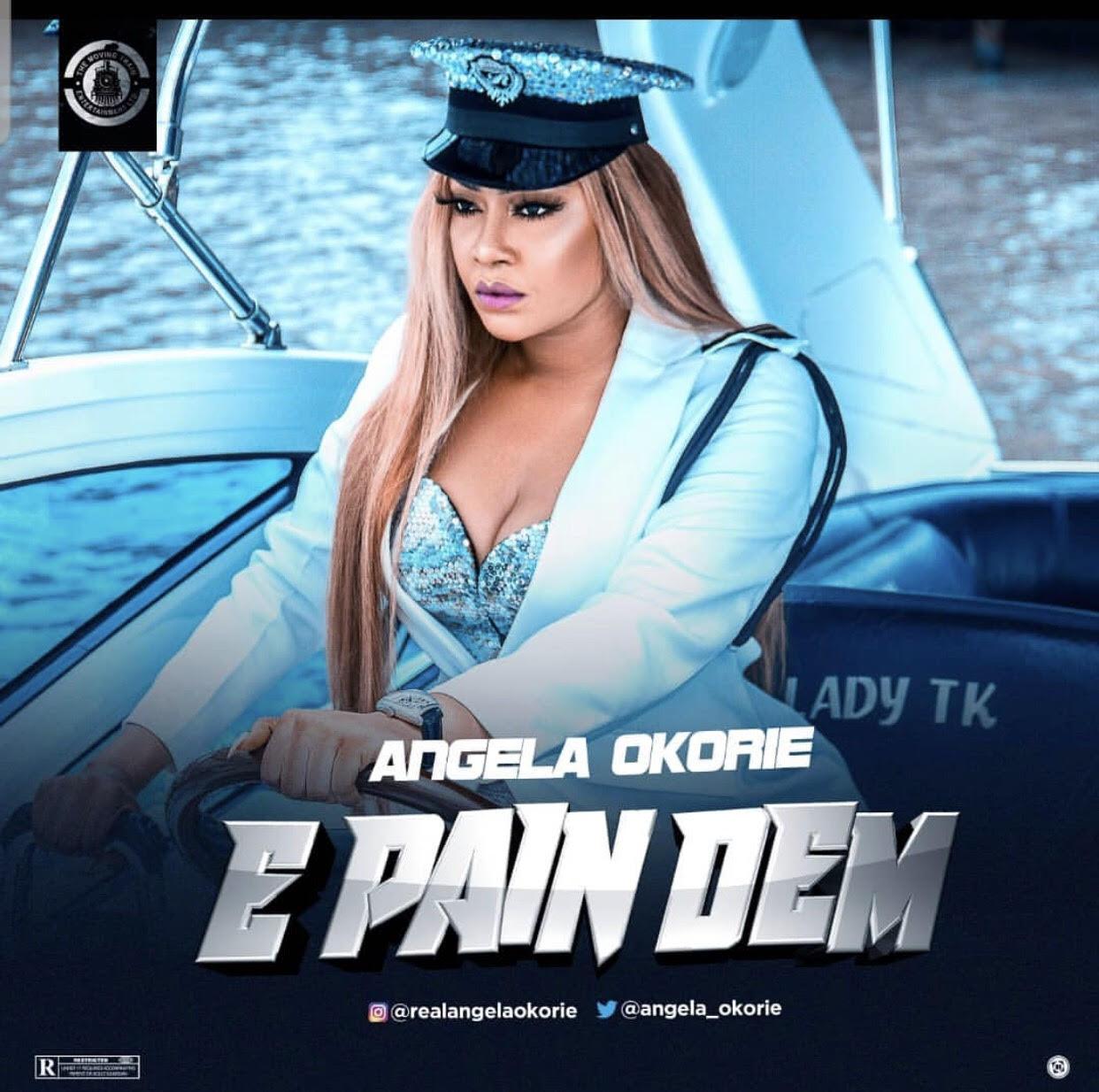 Premiere: Angela Okorie – E Pain Dem