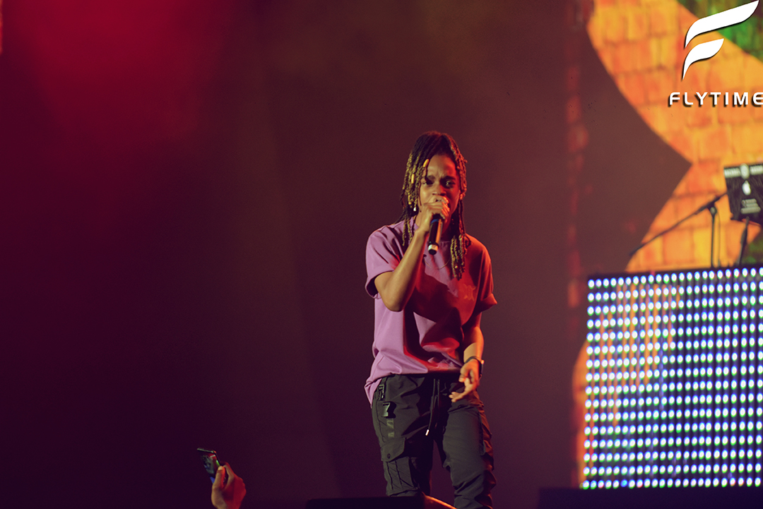 Ma$e, Koffee, Patoranking, Teni, BurnaBoy Thrill Fans At The Pepsi Rhythm Unplugged 2019