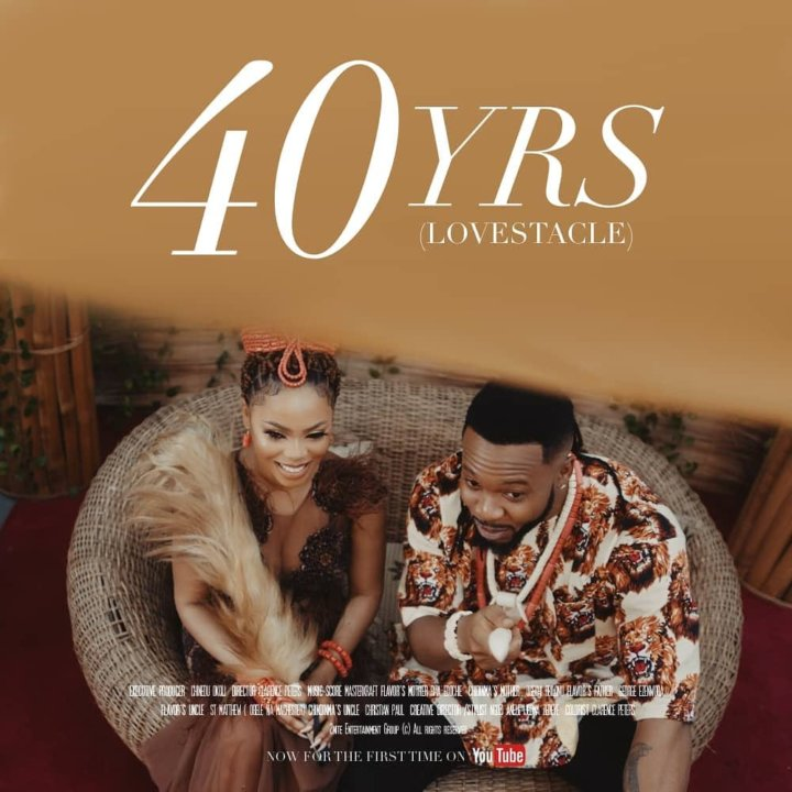 VIDEO: Chidinma x Flavour – 40Yrs Lovestacle (The Movie)