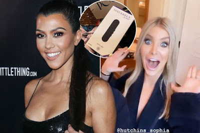 Kourtney Kardashian surprises Caitlyn Jenner's partner with a s.e.x toy hamper