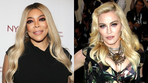 Wendy Williams shades Madonna after PDA with her 25-year old dancer