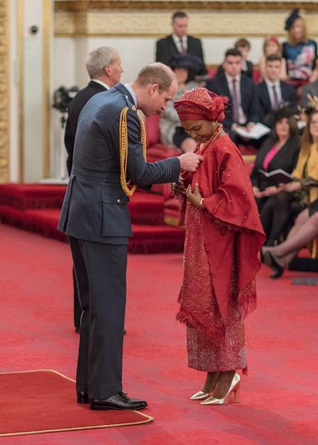 How my passion earned me British honour – Iginla-Aina