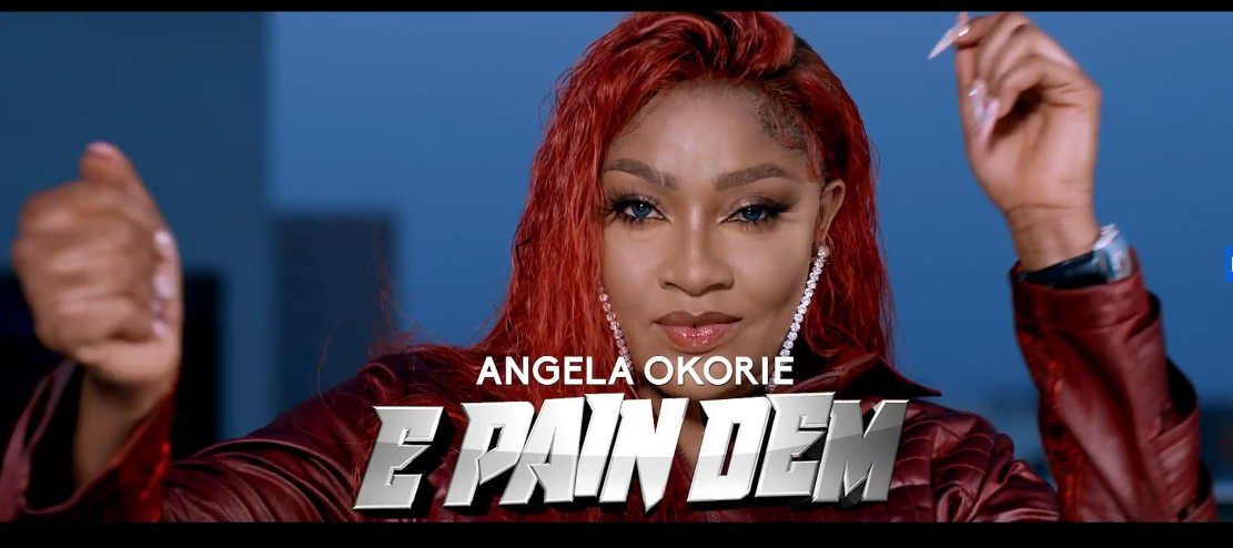 VIDEO PREMIERE: ANGELA OKORIE – E PAIN DEM | @Angela_Okorie
