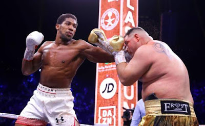 Anthony Joshua beats Ruiz to reclaim world titles