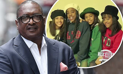 Beyonce's dad releases album of never-before-heard Destiny's Child material