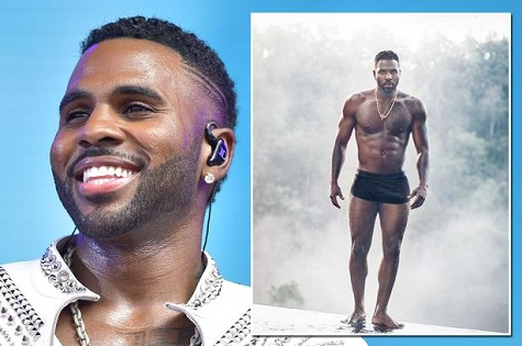 Jason Derulo claims his genitalia was airbrushed out of Cats