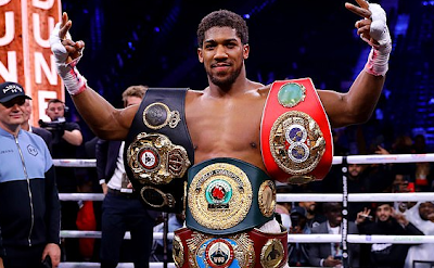 Anthony Joshua increases his fortune by £52m after beating Andy Ruiz to reclaim heavyweight titles