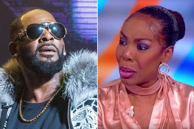 R.Kelly's ex wife Andrea Lee to sue Lifetime TV over 'Surviving Kelly 2'