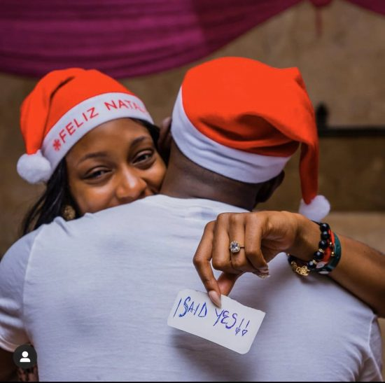 BBNaija's Gedoni and Khafi are ENGAGED