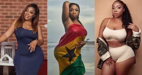 I'm not a prostitute but just a Slay Queen – Ghanaian actress, Moesha Bodoung