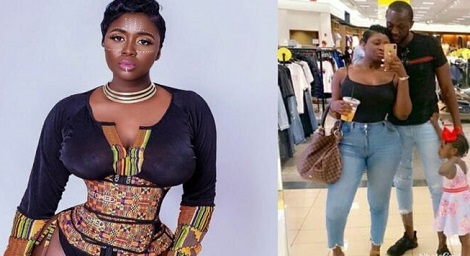 Princess Shyngle reunites with cheating boyfriend weeks after break up