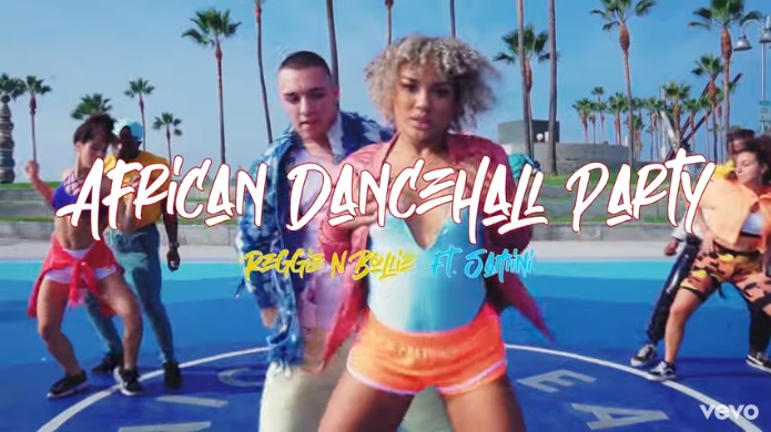 VIDEO: Reggie 'N' Bollie ft. Samini – African Dancehall Party