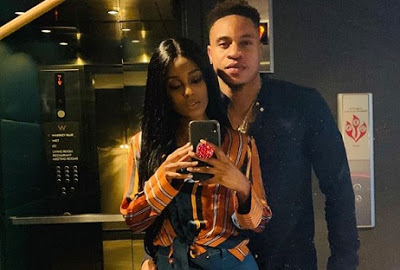 Nigeria's Rotimi tells his Tanazania music star girlfriend, she is his 'greatest gift'
