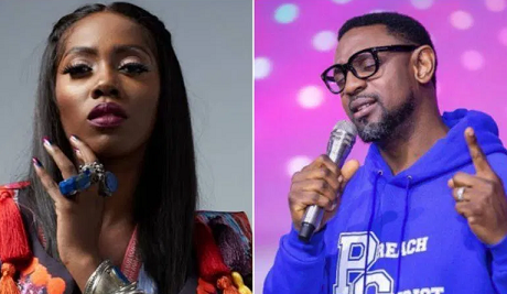 Tiwa Savage threatens to sue Fatoyinbo, COZA