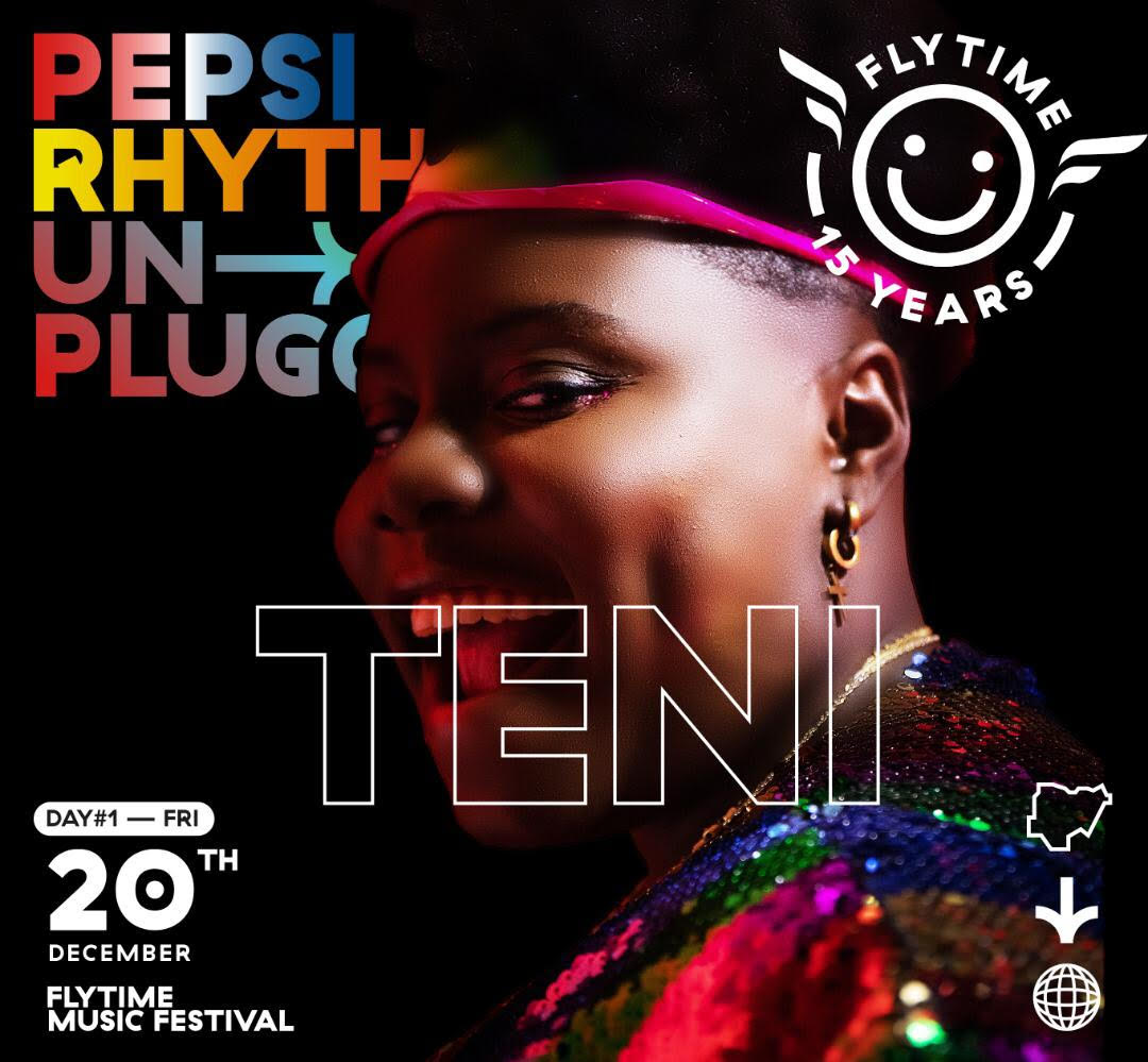 OLAMIDE, MI, YCEE, PATORANKING, MAYORKUN, TENI AND MORE WILL PERFORM ALONGSIDE MASE AND KOFFEE AT PEPSI RHYTHM UNPLUGGED 2019!