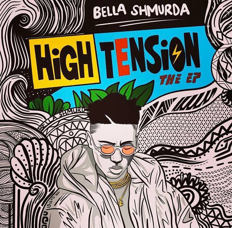 "Budding Nigerian act, ""Bella Shmurda"" releases ""High Tension (EP)"""