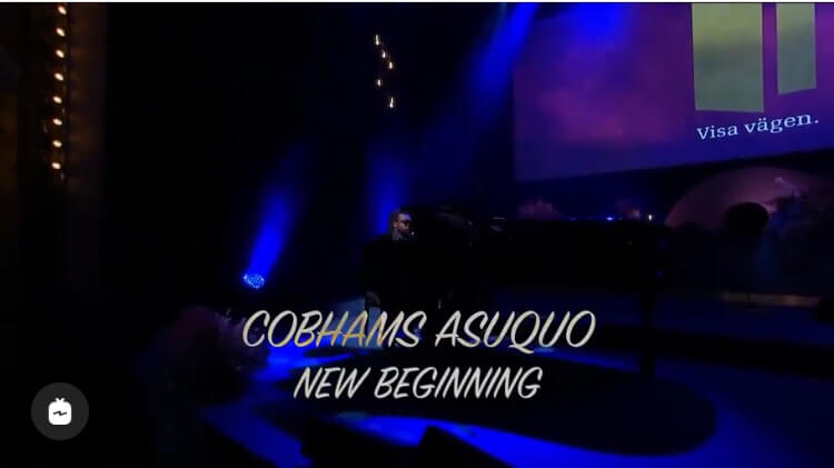VIDEO: Cobhams Asuquo – New Beginning
