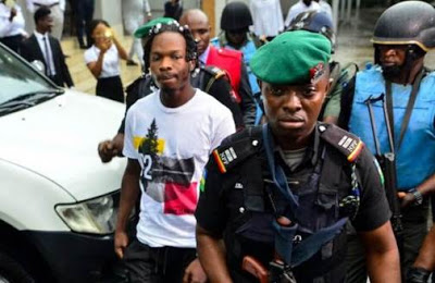 Court dismisses case against Naira Marley