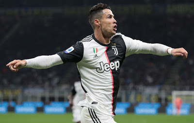Cristiano Ronaldo is now the fifth highest goal scorer in the history of football