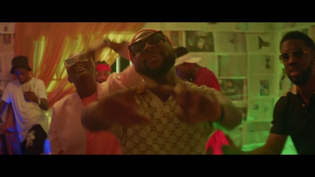 VIDEO: Darkoo – Gangsta (Remix) ft. Davido, Tion Wayne & SL