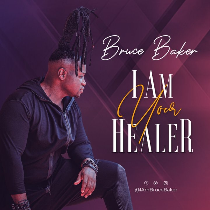 VIDEO: Bruce Baker – I am Your Healer