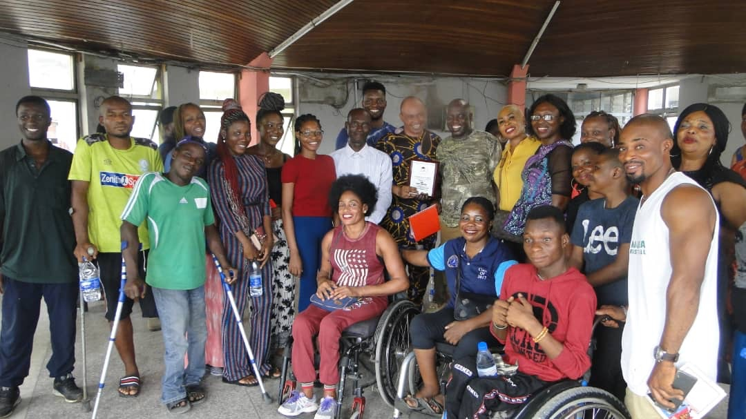 CIG honors Legendary Paul Obazele with veteran award of recognition
