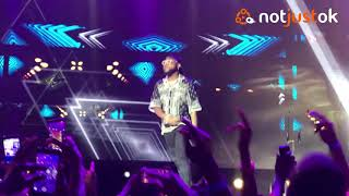 Watch Davido Shutdown Soundcity MVP Awards With 'Sweet In The Middle'