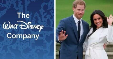 Meghan Markle signs deal with Disney