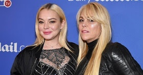 Lindsay Lohan's mother Dina Lohan arrested for DWI