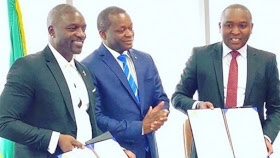Akon to build own CITY in Senegal named Akon City