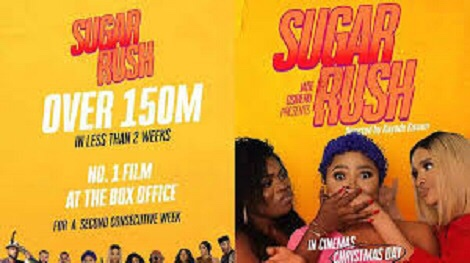 Sugar Rush movie returns to the cinemas