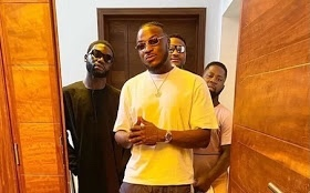 Singer Peruzzi makes Nollywood debut