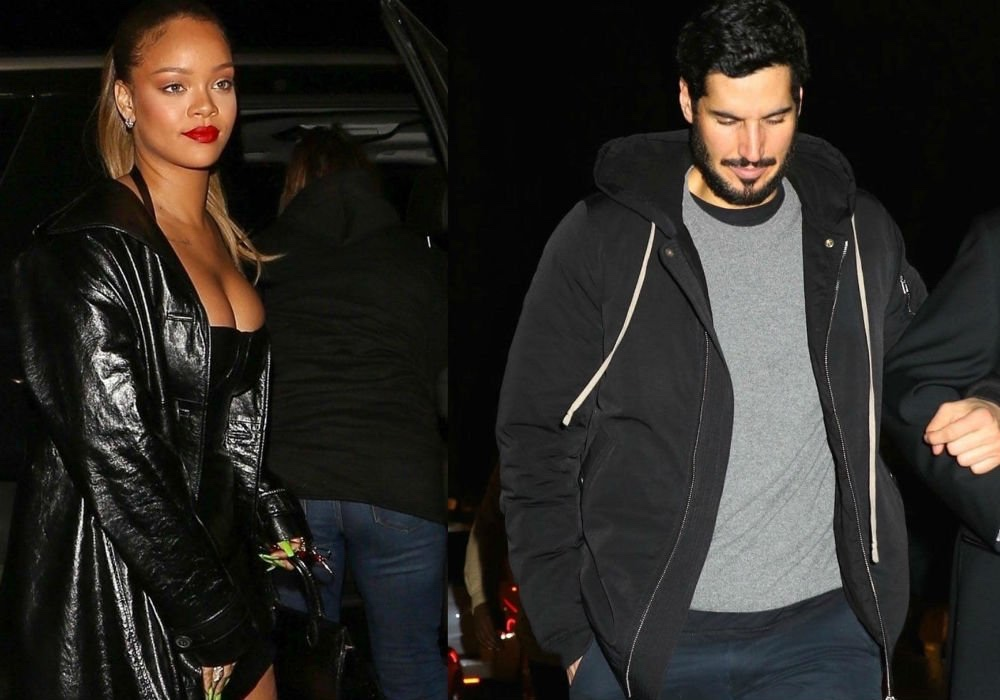 Rihanna reportedly splits with billionaire boyfriend Hassan Jameel