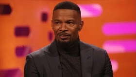 Jamie Foxx talks about his parents living with him, even though they're divorced