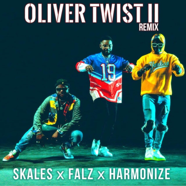 VIDEO: Skales – Oliver Twist II (Remix) ft. Falz & Harmonize