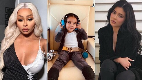 Blac Chyna slams Kylie Jenner for taking Dream on helicopter that killed Kobe and daughter