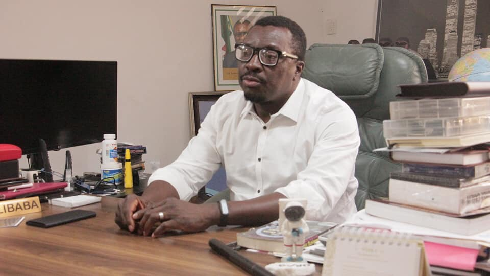 Creative Industry Group (CIG ) recognises Ali Baba with lifetime achievements award