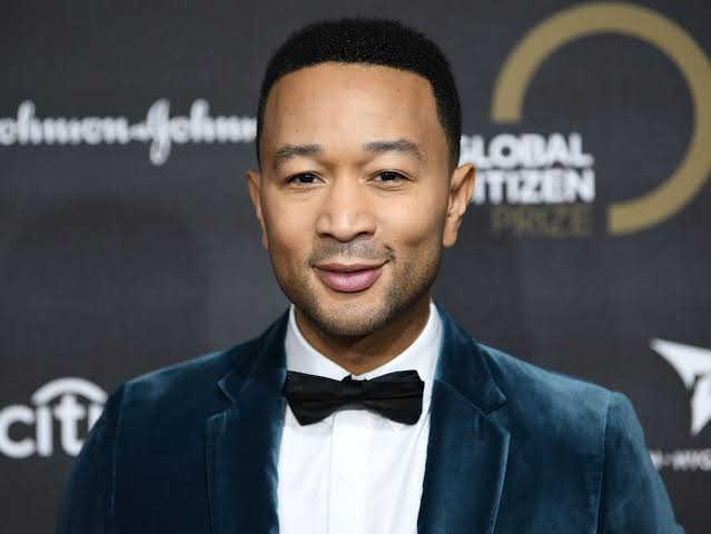 American award-winning Singer, John Legend Pays Secret Visit To Nigeria