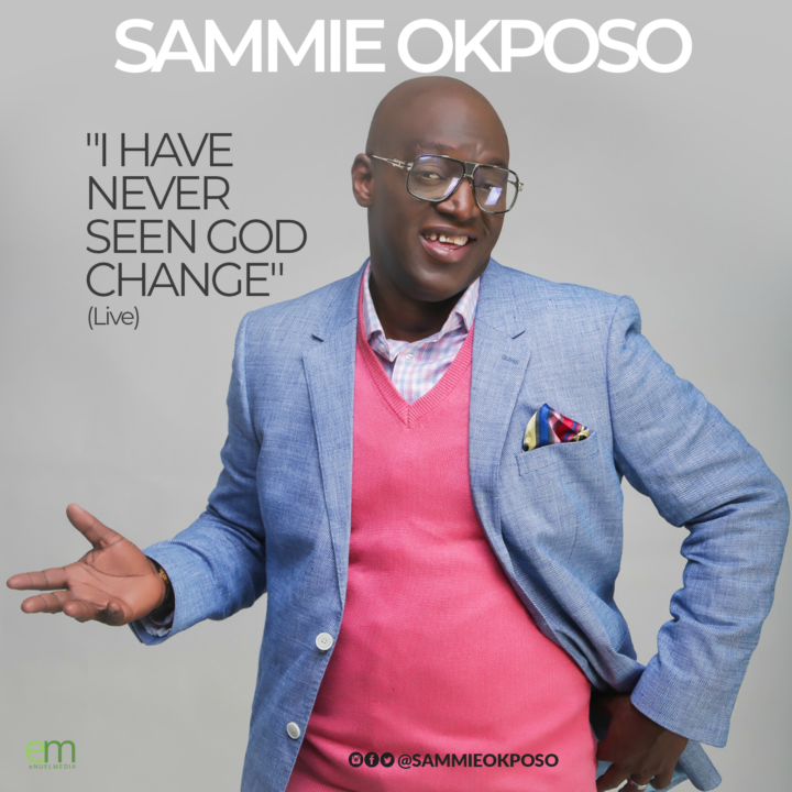VIDEO: Sammie Okposo – I Have Never Seen God Change