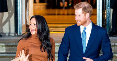 Meghan Markle and Prince Harry 'could ditch HRH titles' after 'tough year'
