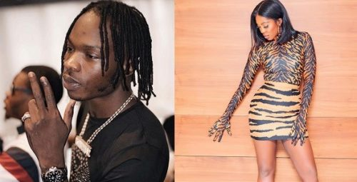 Tiwa Savage & Naira Marley Set To Bless Fans With Brand New Hit Track