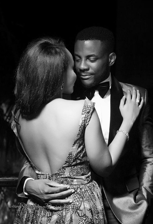 Ebuka Obi-Uchendu and wife celebrate 4th wedding anniversary