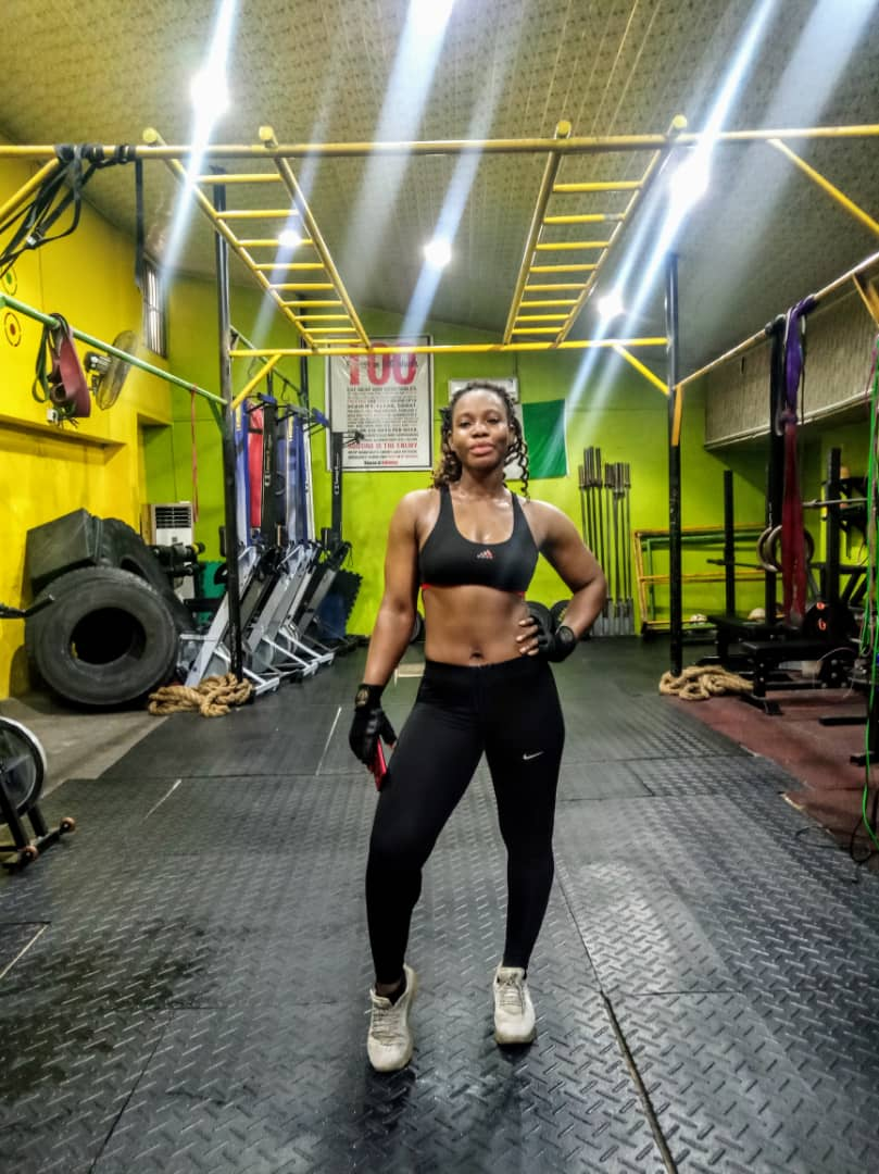 DJBADS: Keep Fit and Stay Healthy with CrossfitLagos Gym
