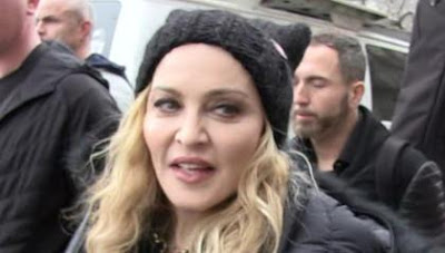 Madonna sued for starting her own show late