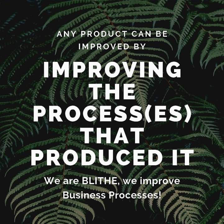 "DJBADS: Engage ""Blithe Nigeria"" for your Business Process Improvement"