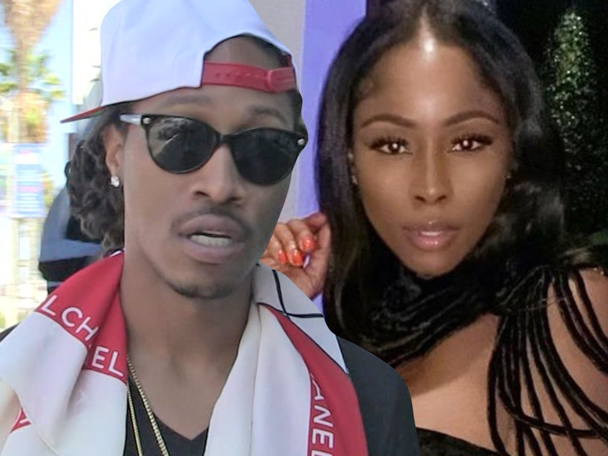 Future sues alleged Baby Mama.. STOP TALKING ABOUT OUR S.E.X LIFE!!!