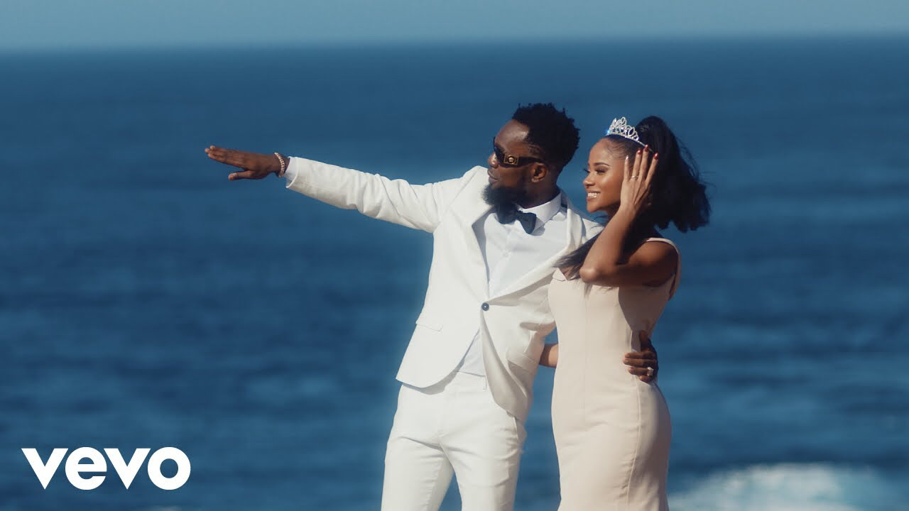 "Amari Musiq Empire frontman "" Patoranking ""serves us with ""I'm In Love"" visuals"