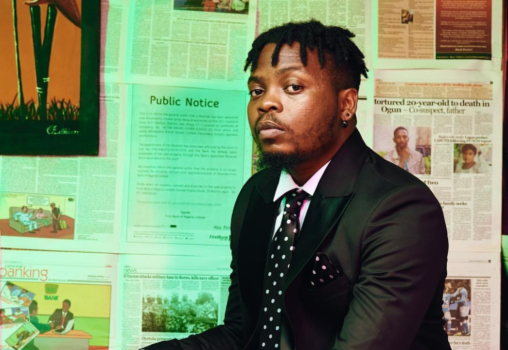 Olamide signs International music distribution deal with Empire