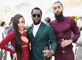 Late Nipsey Hussle's girlfriend, Lauren denies dating Diddy