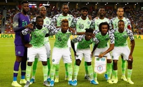 Super Eagles retain 31st position in the latest FIFA ranking